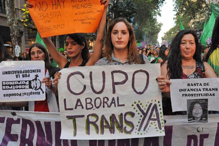 Proponen crear un cupo laboral permanente para trabajadores trans en el Municipio