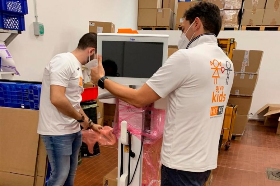 El papa Francisco donó a Brasil insumos médicos para luchar contra el coronavirus