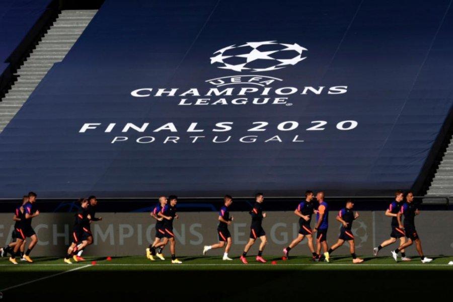 La primera semifinal se juega este martes desde las 16 en Lisboa