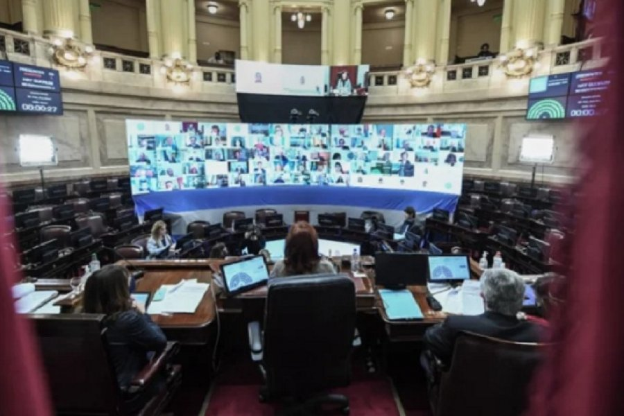 El Gobierno avanza en el Senado con la reforma judicial