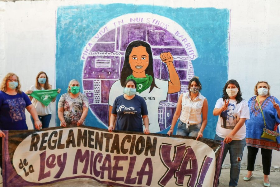 Piden la reglamentación e implementación de la Ley Micaela en la provincia