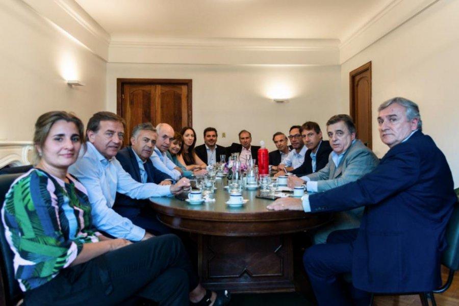 Reunión de Juntos por el Cambio: Clima de tensión entre el ala dura y los dialoguistas