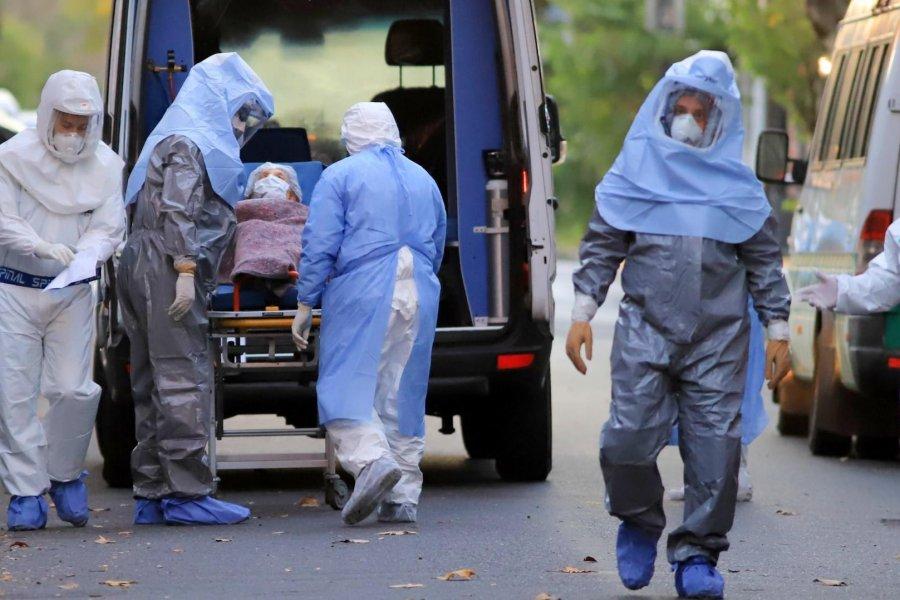 Récord de contagios en Argentina: Se registraron 14392 casos y 419 muertos