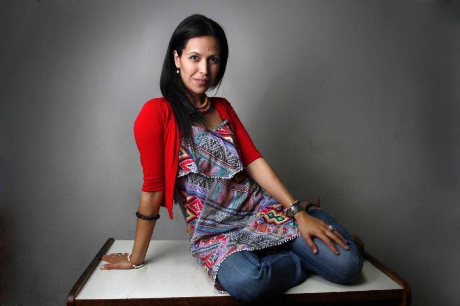 Detuvieron a la folclorista Roxana Carabajal en un operativo por la cuarentena