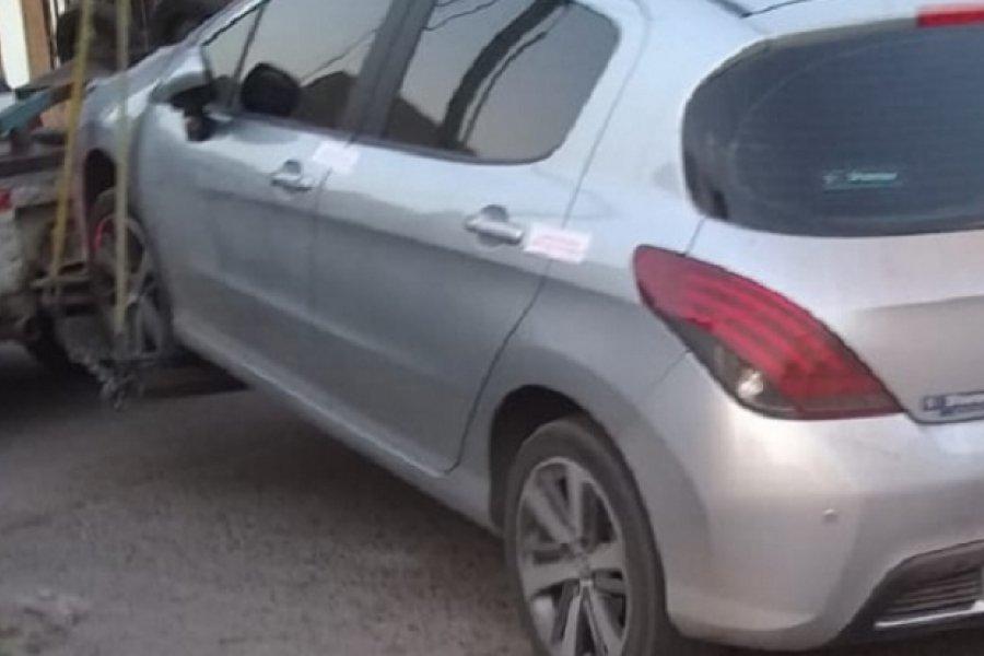 Insólito: Secuestraron el auto al Subsecretario de Tránsito