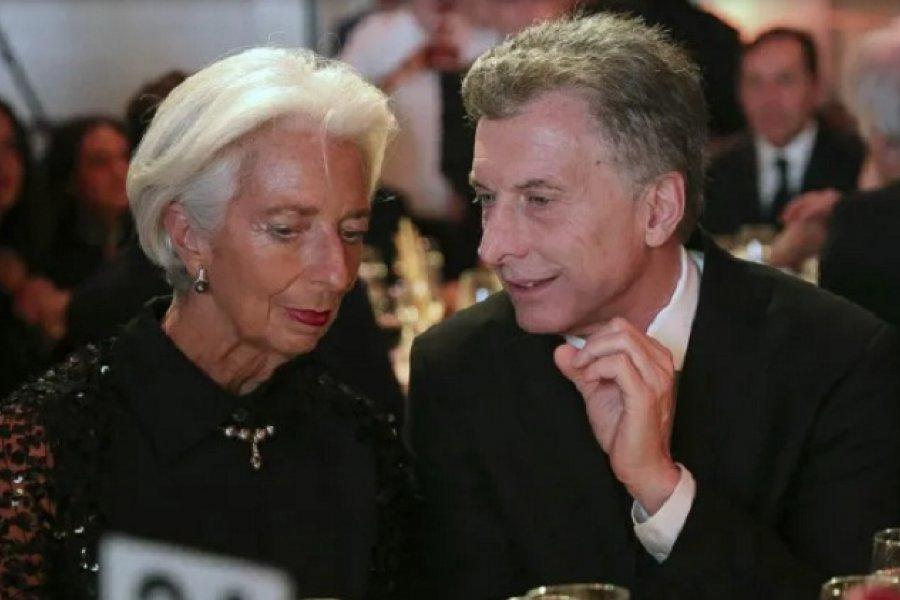 Duro documento del FMI contra Macri: De mejor alumno a culpable del fracaso económico