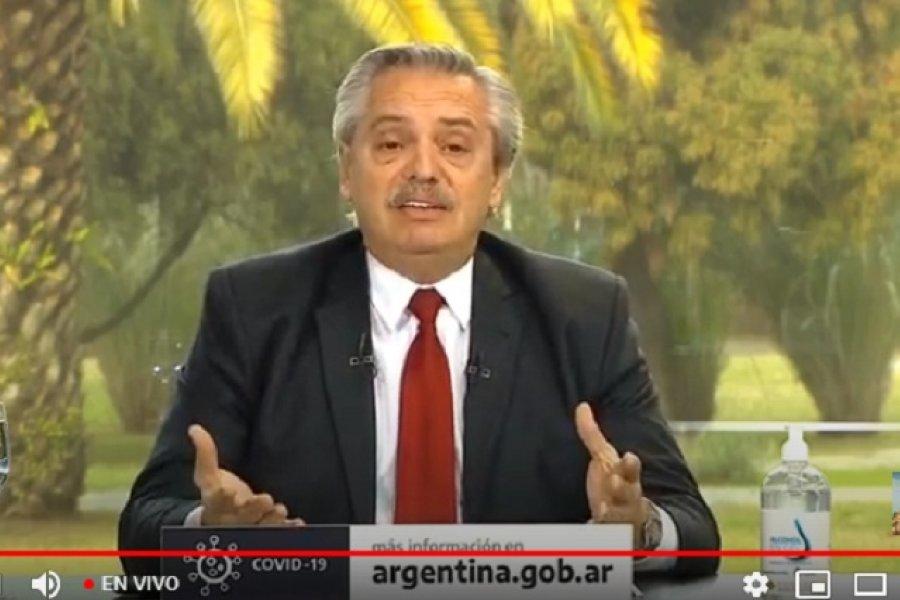 Alberto Fernández anunció obras públicas para Chaco, Misiones, Córdoba, La Pampa y Salta