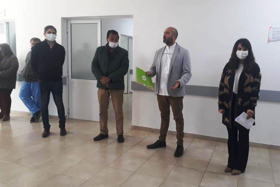Asumió el nuevo director del hospital de Lavalle