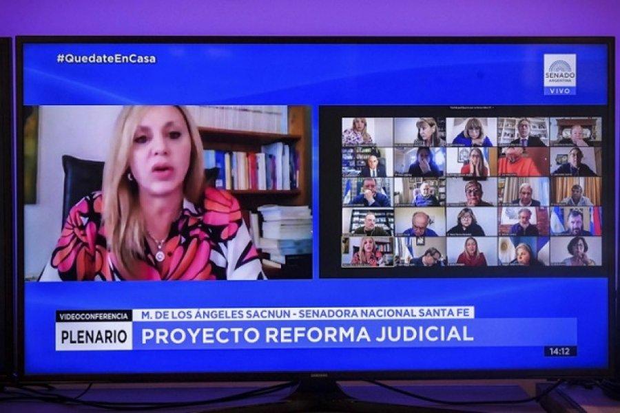 Senado: la Reforma Judicial obtuvo dictamen y está lista para ser debatida en sesión