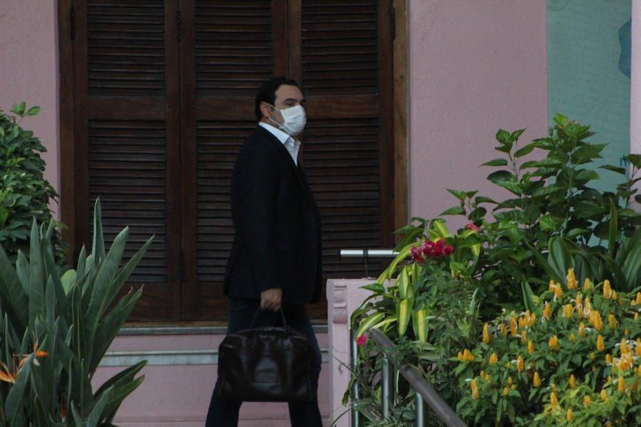 Coronavirus en el Gabinete: Valdés suspendió su gira y espera el resultado de su hisopado