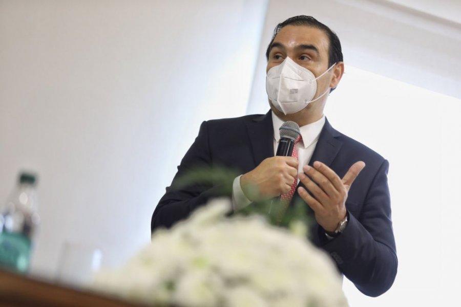 Coronavirus: Valdés y otros funcionarios dieron negativo en el test rápido