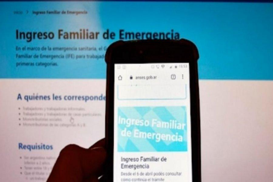 Quiénes están excluidos del Ingreso Familiar de Emergencia
