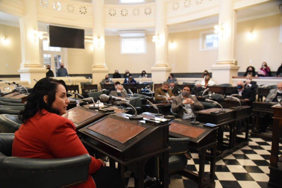 Resoluciones para el sector productivo y acuerdo a pliego de designación en el Juzgado de Menores Nº2