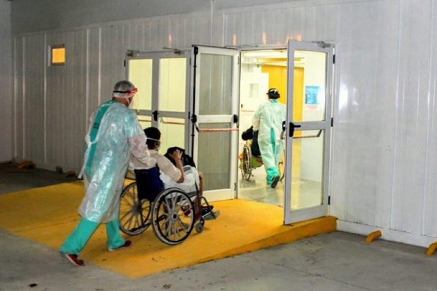 Covid en Chaco: Se reportaron 191 fallecimientos por el virus