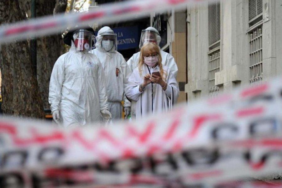 Coronavirus en Argentina: 65 nuevas muertes