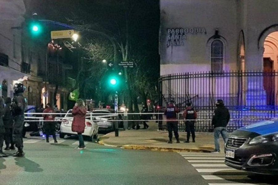 Tiroteo en Caballito: Murió un delincuente y otros tres quedaron detenidos