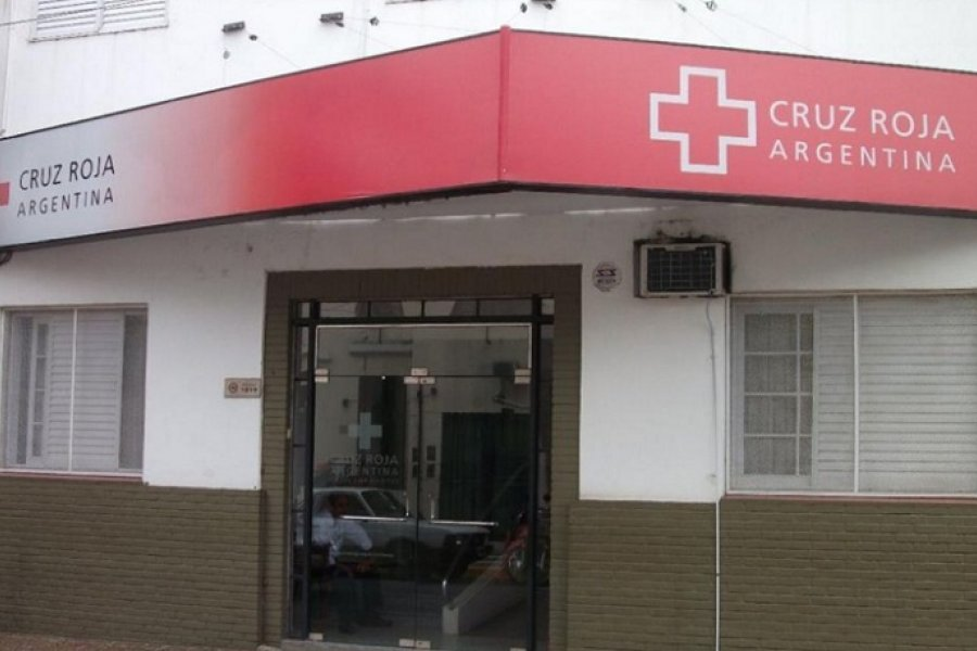 Cruz Roja junta regalos y golosinas para niños