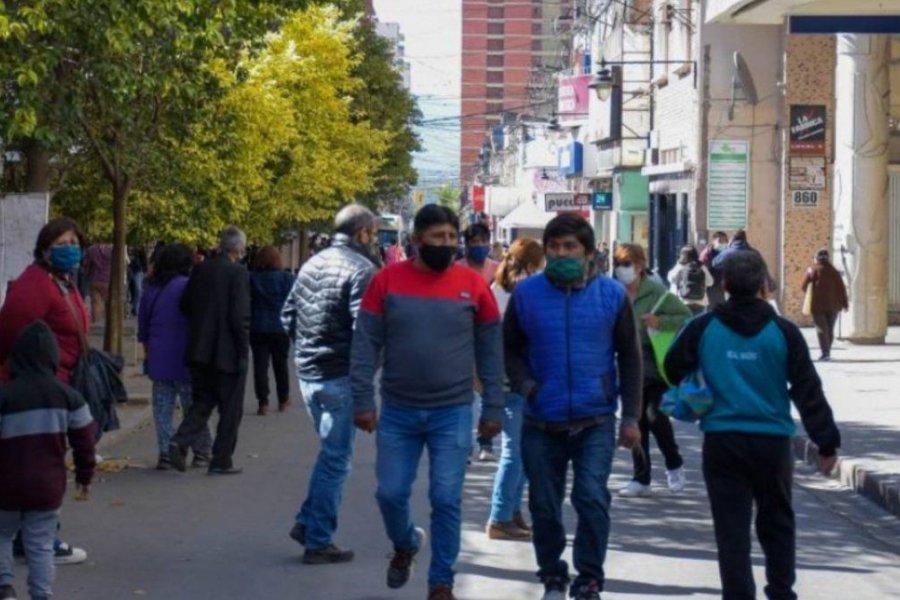 """Médico correntino en Jujuy: """"Piensan que están en fase 5, no respetan la distancia social"""""""