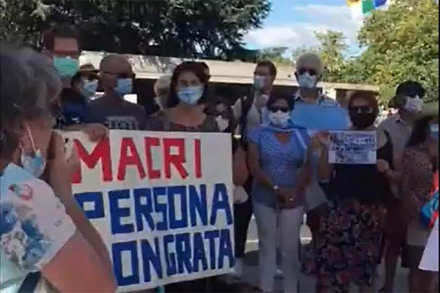 """Mauricio Macri fue declarado """"persona no grata"""" en Suiza"""