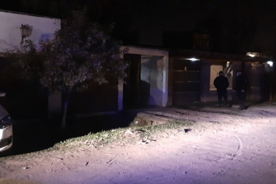 La policía terminó con una fiesta donde había más de 30 personas