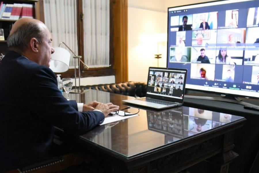 Cámaras empresarias se comprometieron a trabajar con el vicegobernador