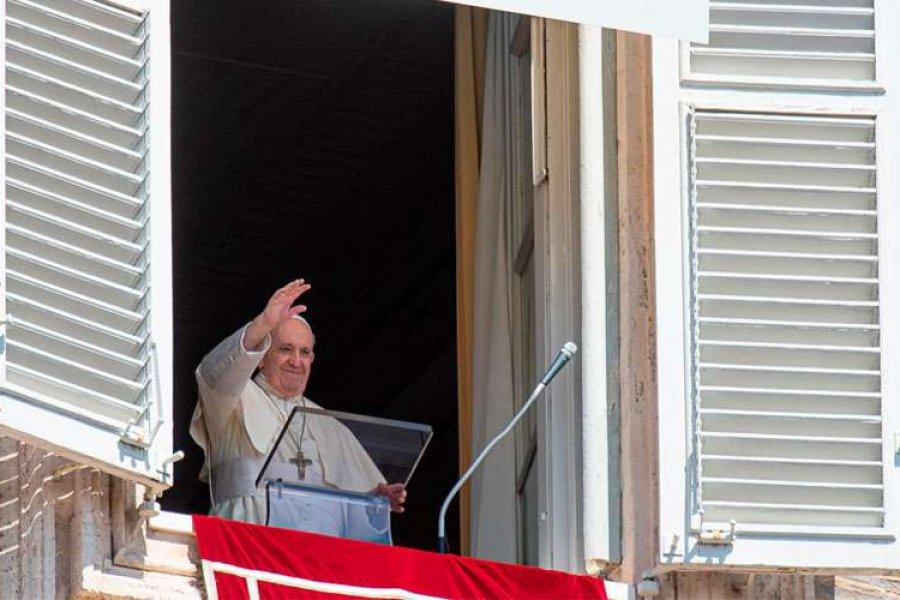 """Papa Francisco: """"Que las obras de solidaridad no desvíen del contacto con Jesús"""""""