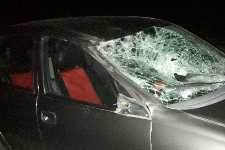 Accidente fatal en Ruta 27: Un jinete murió tras ser embestido por un auto