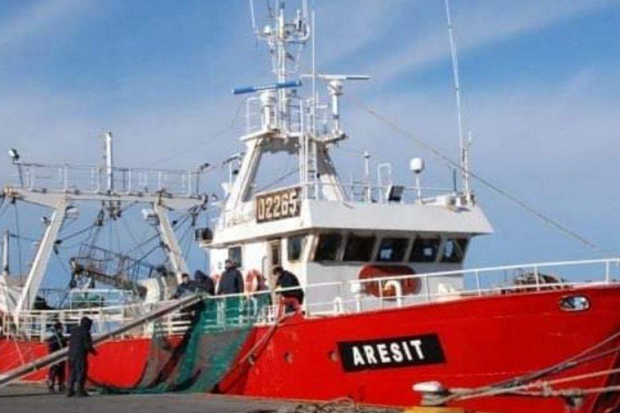 Puerto Deseado: Hay 15 correntinos en el barco pesquero infectado de Coronavirus