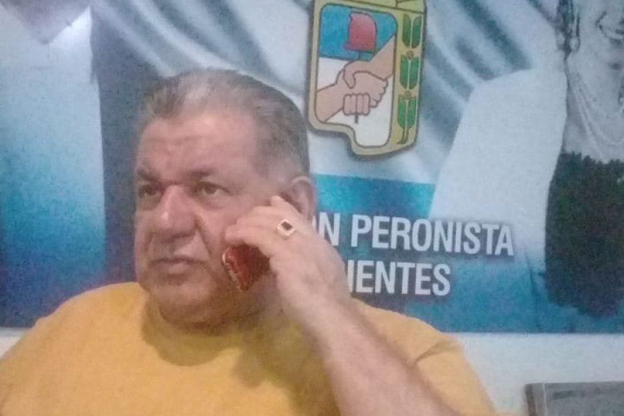 """Rogelio Benítez: """"El PJ es un caos y ya se reparten los cargos"""""""