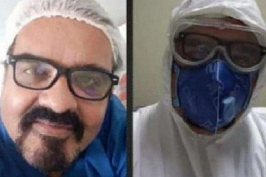 Estamos profundamente apenados: Dolor por la muerte de un médico correntino por Coronavirus en Buenos Aires