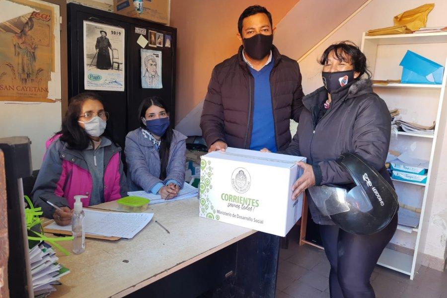 Desde el Miércoles 26 entregan módulos alimentarios para celíacos
