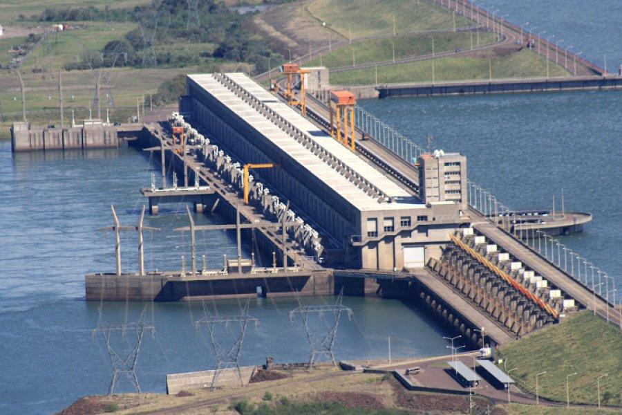 Informe sobre la situación del Río Paraná