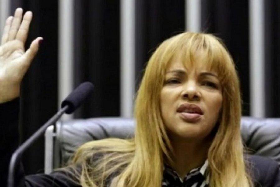 Brasil: Acusan a diputada bolsonarista de asesinar a su marido junto a 5 de sus de sus 55 hijos