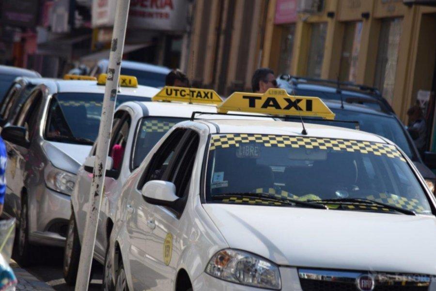 Duplican la cantidad de turnos online para la atención de taxistas y remiseros