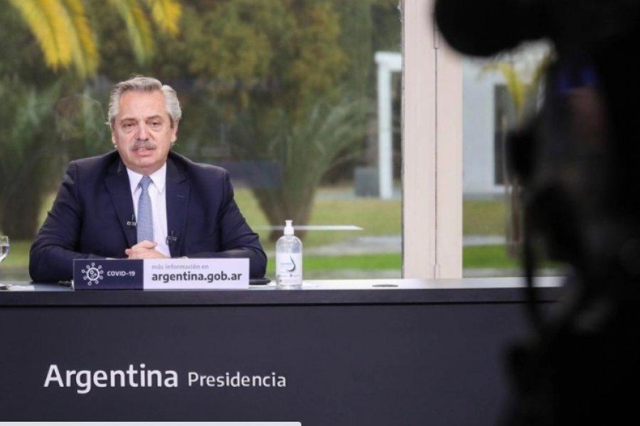 """Alberto Fernández: """"No mentir en política es muy importante"""""""