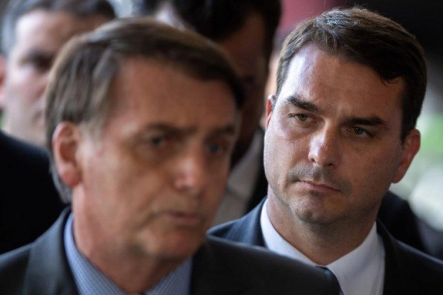 El hijo mayor de Bolsonaro da positivo de coronavirus