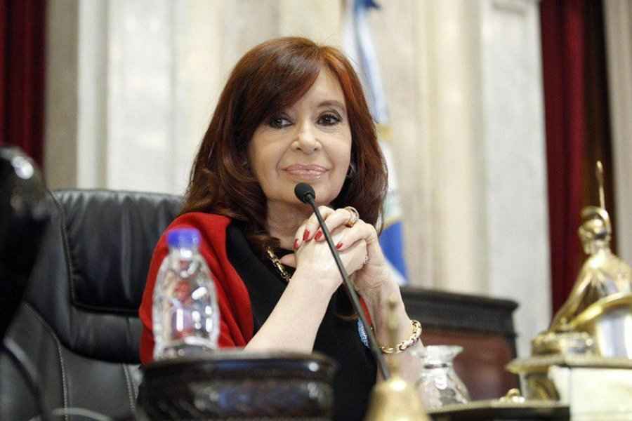 """Cristina Kirchner: """"El país todavía se debe una verdadera reforma judicial"""""""