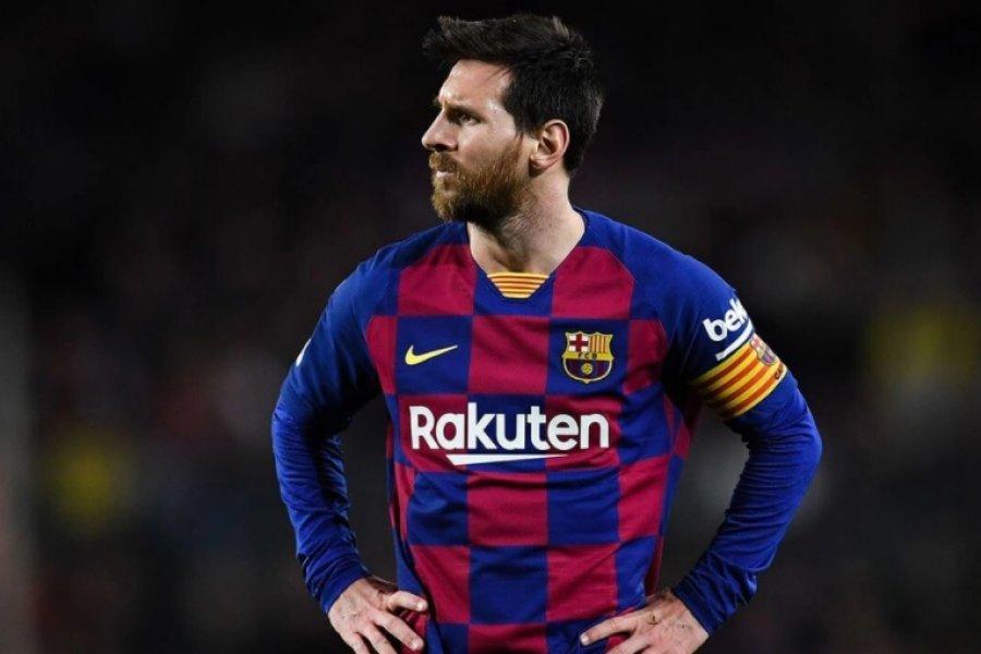 Messi hizo explotar una bomba