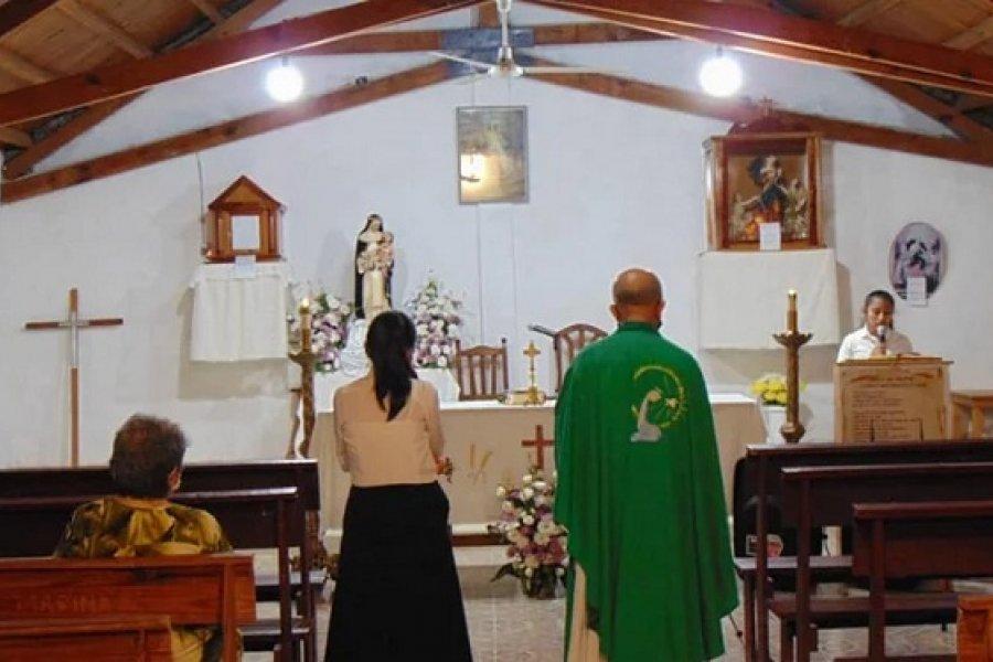 Patronales: Preparan actividades por la fiesta de Santa Rosa