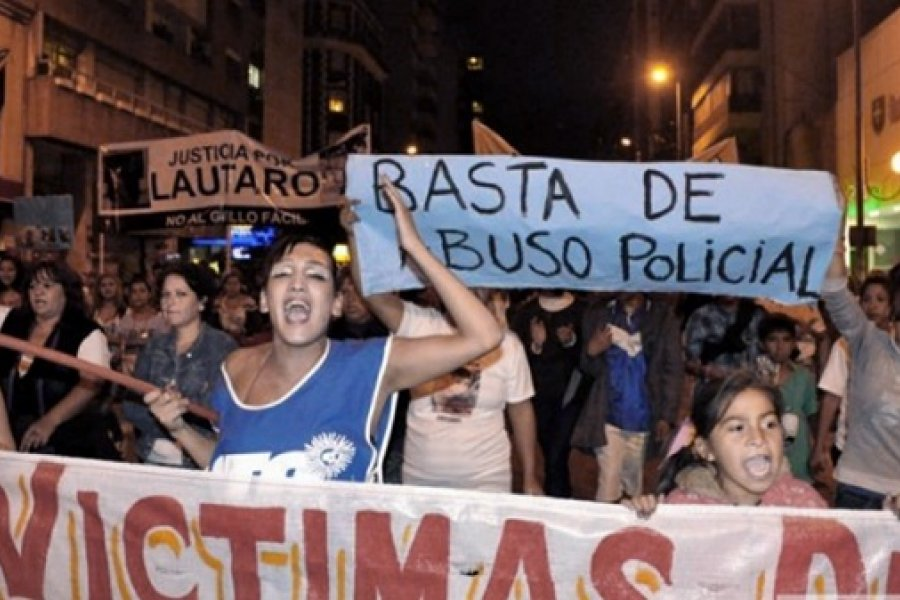 Corrientes participa hoy de la Sexta Marcha Nacional contra el Gatillo Fácil