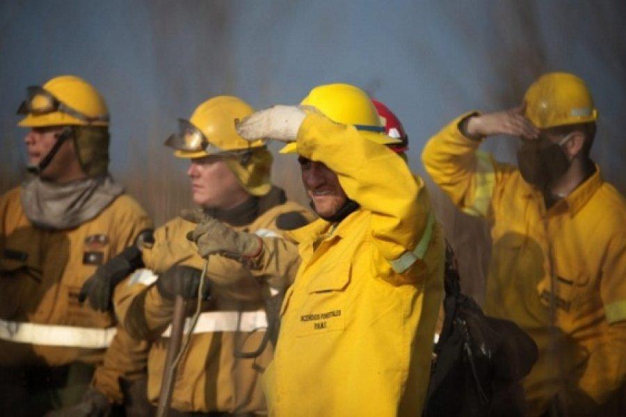 El Gobierno nacional emitirá desde hoy partes diarios sobre los incendios en las provincias