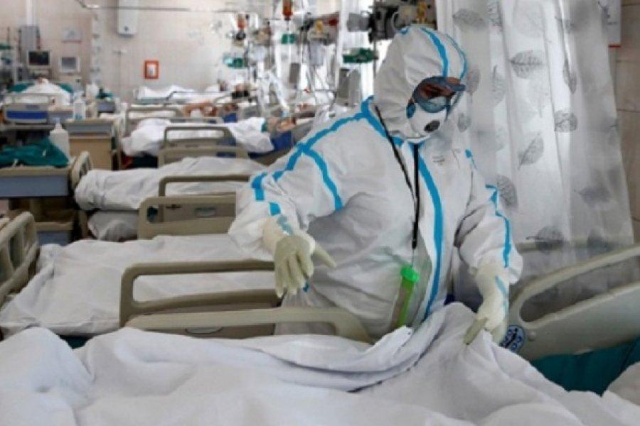 Coronavirus: Fallecieron 2 personas internadas en Sáenz Peña