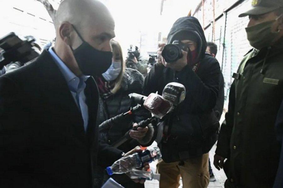 Espionaje ilegal: el ex titular de la AFI, Gustavo Arribas, pidió irse del país