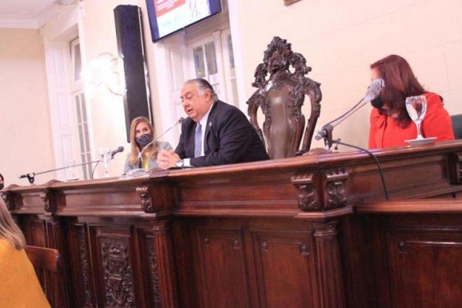 Segunda Jornada del Ciclo de Capacitación en Perspectiva de Género en la Cámara de Diputados