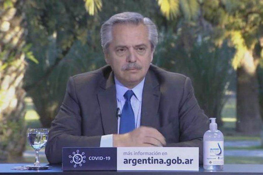Con ronda de reuniones, Alberto define la nueva etapa del aislamiento