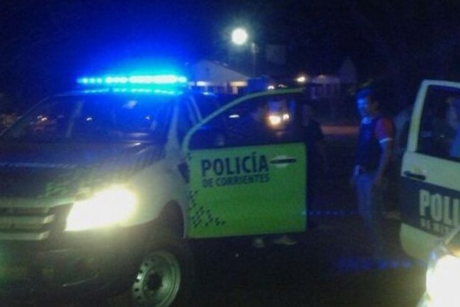 Tres detenidos tras agredir a un policía en el barrio Montaña
