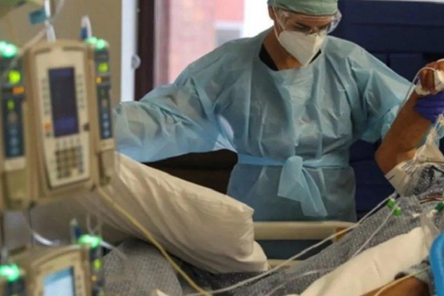 Confirman 105 nuevas muertes por coronavirus: Ya son 7.944 los fallecidos en el país