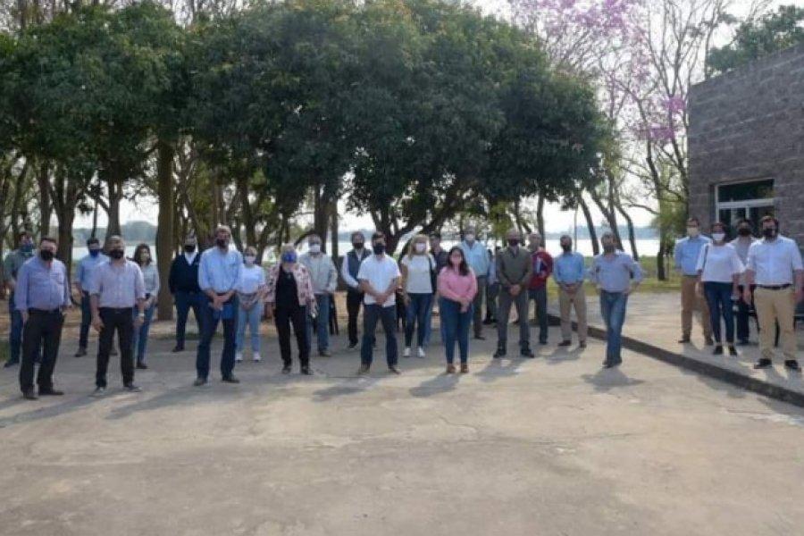 Alarma en Saladas: El Intendente Alterats reunió a más de 30 políticos incumpliendo su propia resolución