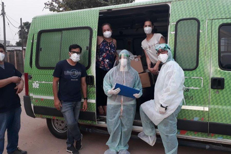 Coronavirus: Realizan investigaciones epidemiológicas en Capital