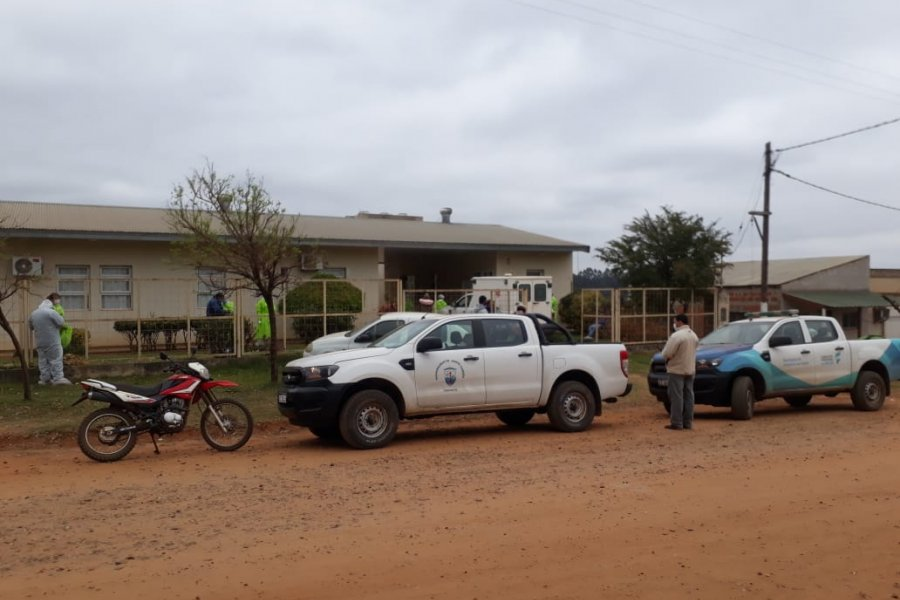 Corrientes: Todavía no encuentran al paciente con Covid-19 que escapó